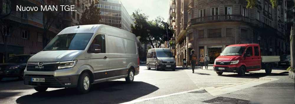 Eurodiesel Fahrzeuge Man TGE