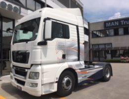 camion usati a verona man tgx 18.480