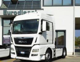 trattore stradale usato man tgx 18.500