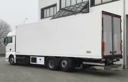 furgone isotermico