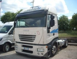 camion usati a verona iveco stralis 500