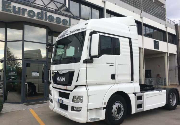 trattore stradale man tgx 18.480